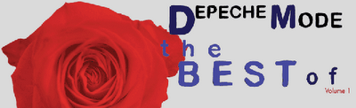 Depeche Mode -- The Best Of Depeche Mode Volume 1
