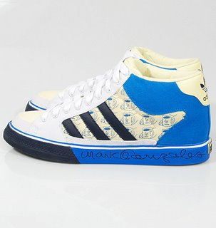 timeless design ddc85 8cf35 ... Adidas X Marc Gonzales Two new styles Superskate Vulcan together with  skaterartistsuperstar Marc Gonzales.