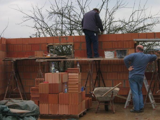 unser bau der weg zum eigenheim das hausbautagebuch der familie gr nberg dezember 2006. Black Bedroom Furniture Sets. Home Design Ideas