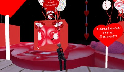San Valentino Second Life