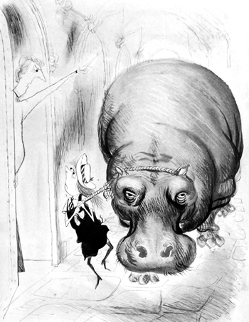Ronald Searle Tribute 2006