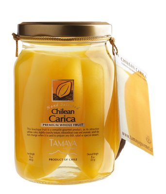 Chilean Carica from Tamaya