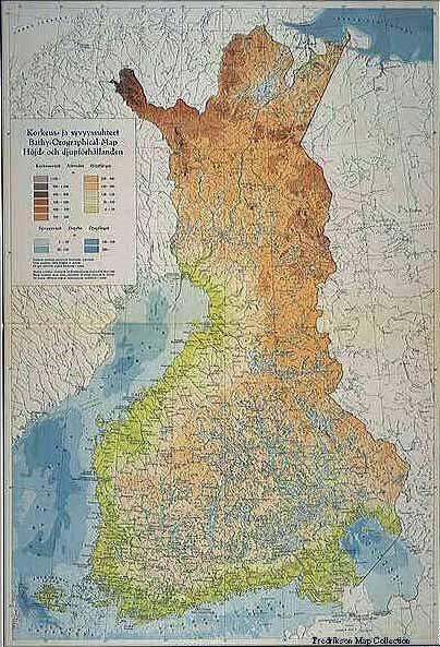 Suomen Rajat Ennen Sotaa Kartta