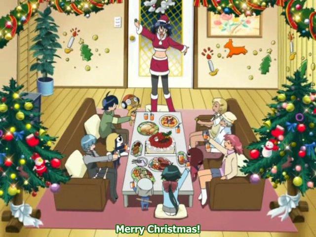 keroro gunso christmas
