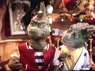 Ser O No Ser Homenaje Dinosaurios Y Los Simpsons De Vuelta En La Tierra Producida por michael jacobs productions, jim henson productions y. blogger