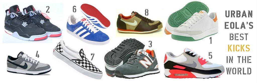 best leisure sneakers