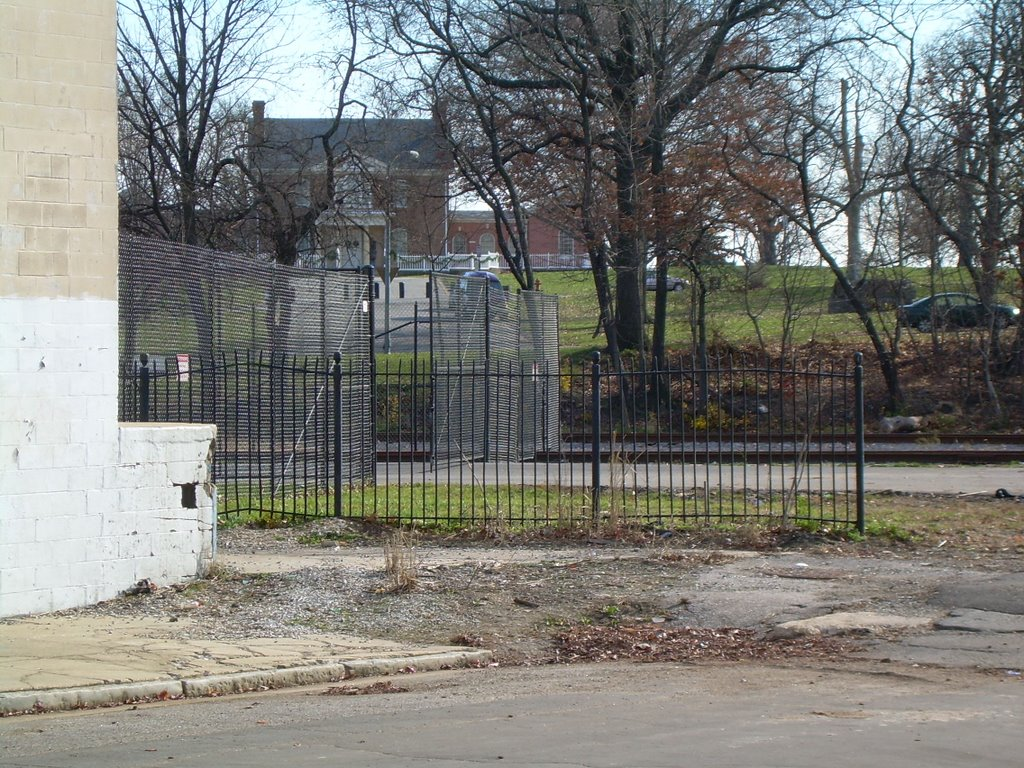 Baltimore InnerSpace: Overlooking Carroll Park