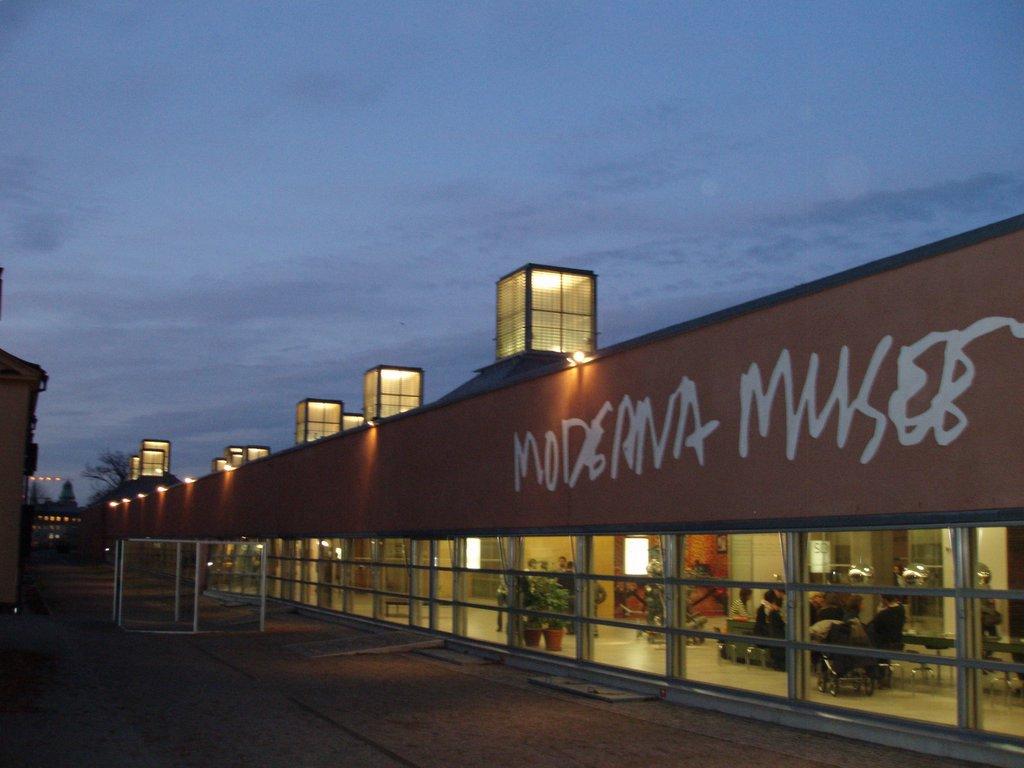 Aleksur Blogged Modern Art Museum Stockholm Sweden