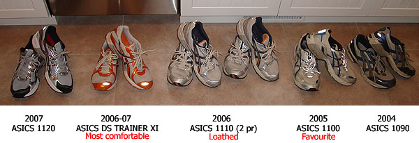A History of Running (shoes)