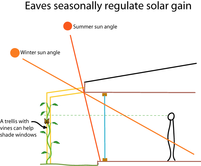 Designing a Livable Passive Solar Home