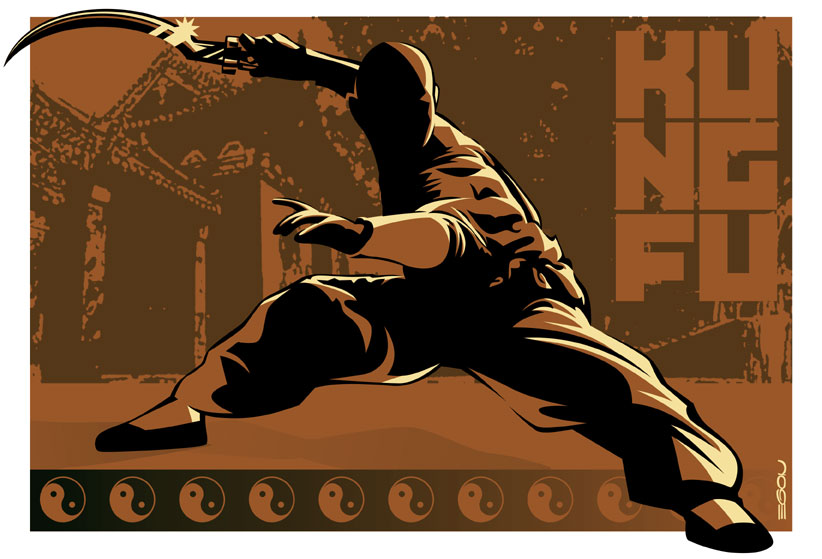 Rabiscos Zakuskianos Devaneios Egonistas Kung Fu