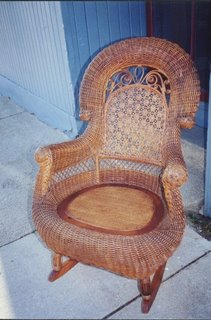 Chair Caning and Wicker Furniture Books