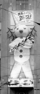Loveman's Mr. Bingle