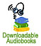 Downloadable audiobooks logo