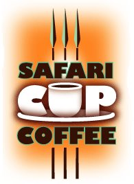 Safari Cup Coffee Logo