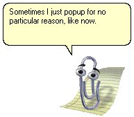 Microsoft Word Office Assistant Clippy
