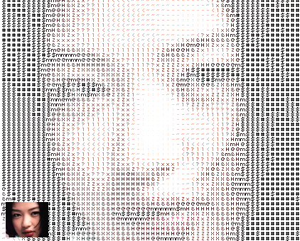 Text Portrait