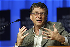 Bill Gates Question Answer Session