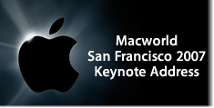 Steve Jobs Keynote Macworld 2007