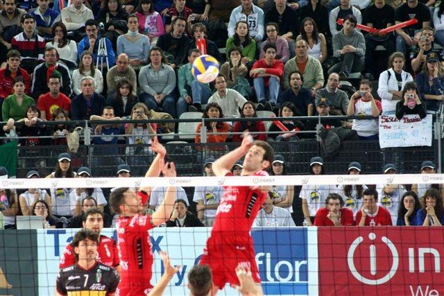 Grande volley al Palaverde tra le due protagoniste della finale scudetto  2006 5509e10fc6d