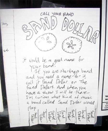 Get Rich Quick!: GET RICH QUICK: Start a Band called Sand Dollar