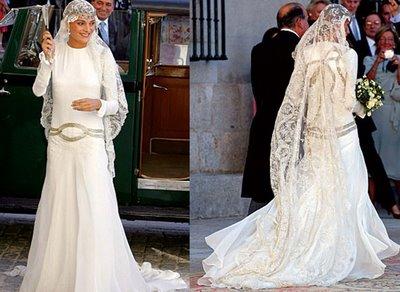 3c1e68fd77 A mí me encantó el vestido de la modelo española (aunque en algunas fotos  no salga muy favorecida)