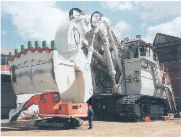 giant cat excavator - photo #28