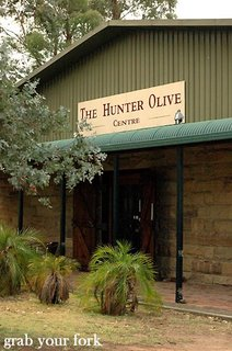 Hunter Olive Centre