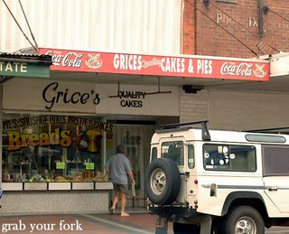 Grice's bakery