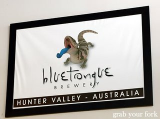 blue tongue brewery