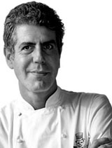 win a set of autographed Anthony Bourdain books
