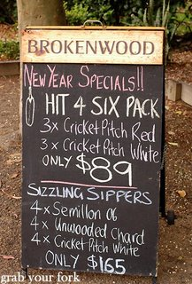 Brokenwood vineyard