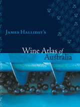 win a copy of James Halliday's Wine Atlas of Australia