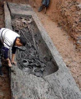 Une récente découverte amène à mieux cerner le royaume de Shu en Chine