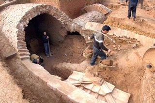 70 tombes de la dynastie des Han mises au jour en Chine