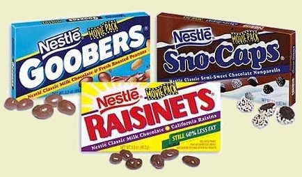 Jimsmash Movie Theater Candy