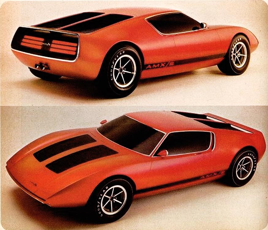 Just A Car Guy: Dick Teague Concept Cars For AMC