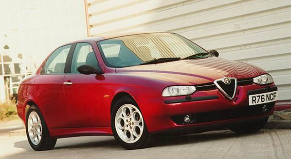otoreview my otomobil review full review alfa romeo 156 2 5 v6 q matic. Black Bedroom Furniture Sets. Home Design Ideas