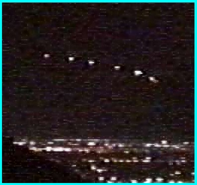 Phoenix Lights (Flares) Cropped