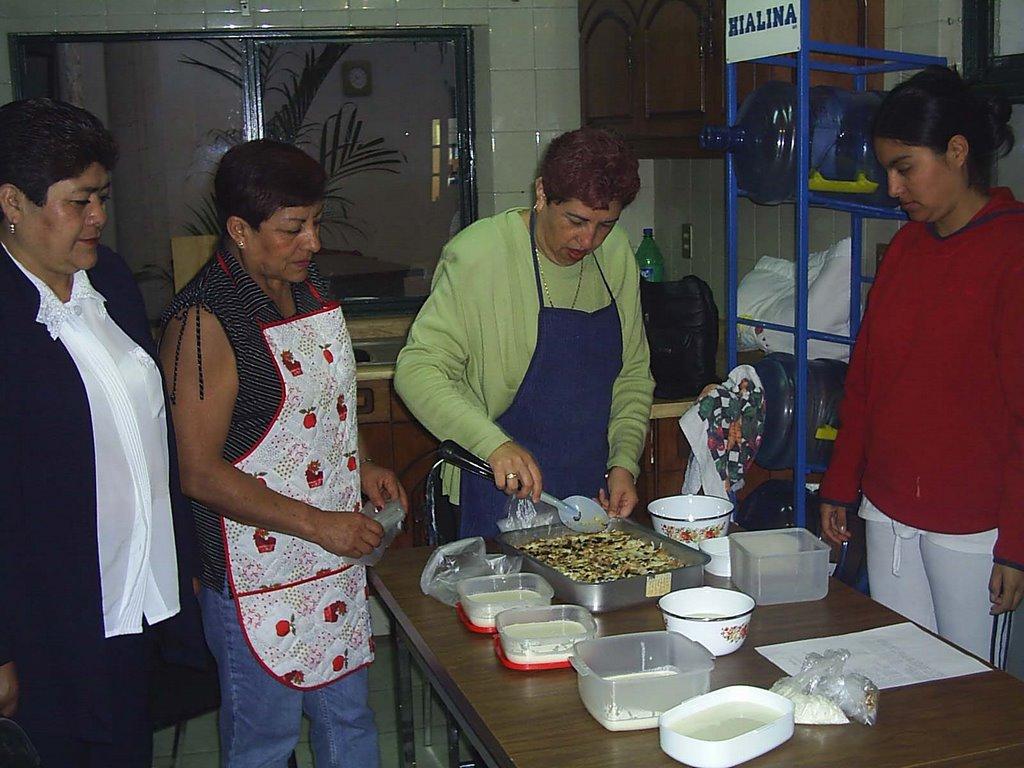 Barrio De Tlaxcala Slp Cocinar Sin Gastar Mucho