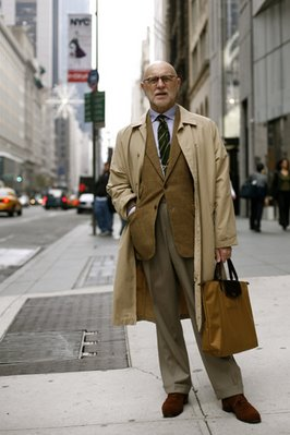 On The Street Bruce Boyer Writer Sartorialist 171 The