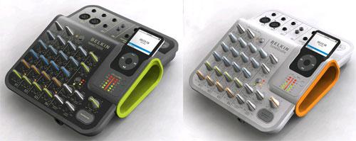 Belkin เปิดตัว iPod-Powered 4 Tracks Recorder