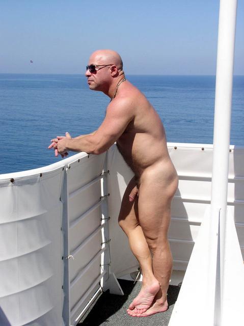 Kurt Angle Naked 109