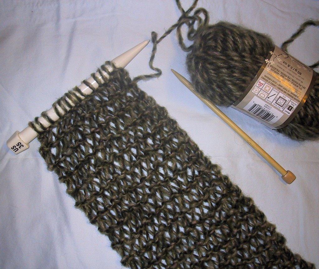 Suzies Stuff Condo Knit Scarf
