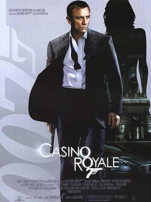James Bond Casino Royale Cda