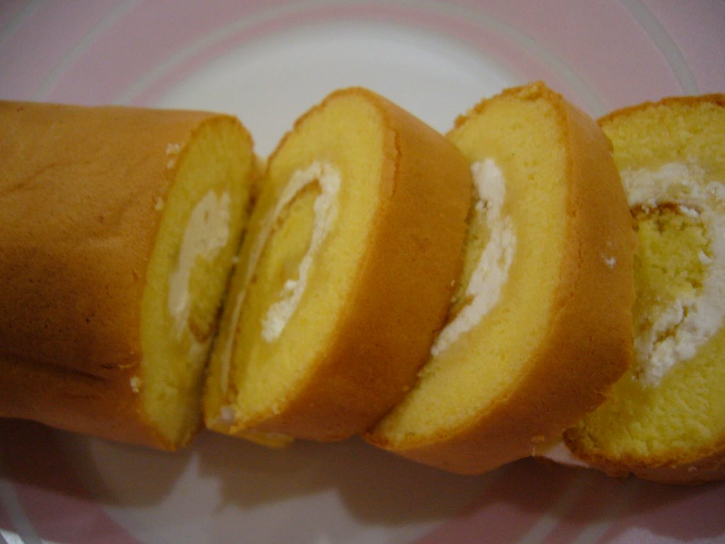 Resep Cake Durian Jtt: Diajar Masak: Bolu Gulung Isi Durian