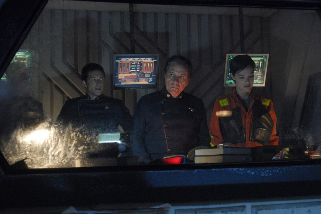 Galactica Station: Sci-Fi Channel/DirecTV deal