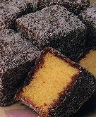 Holiday Treats - Lamingtons - An Aussie Classic
