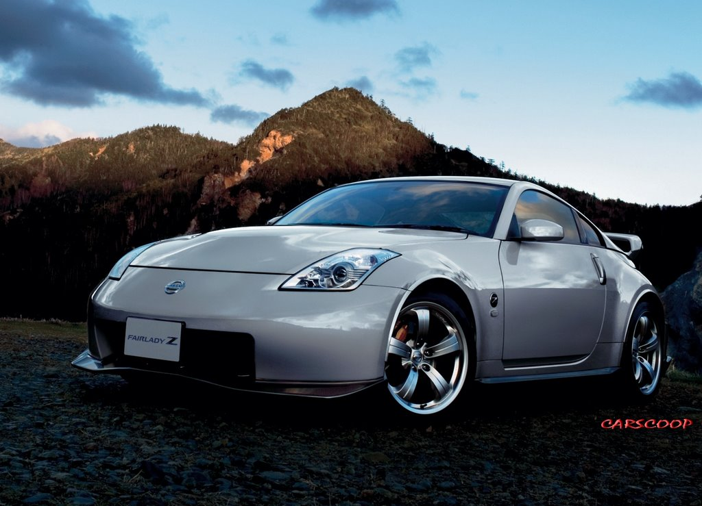 2008 nissan 350z fairlady z nismo 400hp nismo type 380rs competition. Black Bedroom Furniture Sets. Home Design Ideas