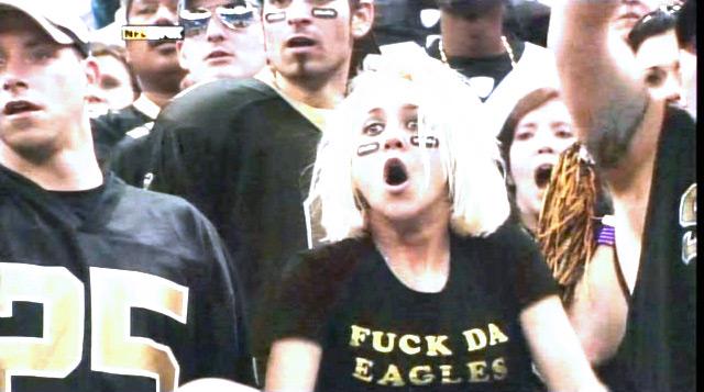 Fuck Da Eagles Heather 39